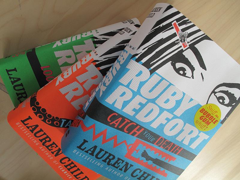 The Ruby Redfort Bubblegum Book