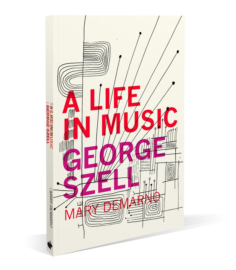 music: george szell cover