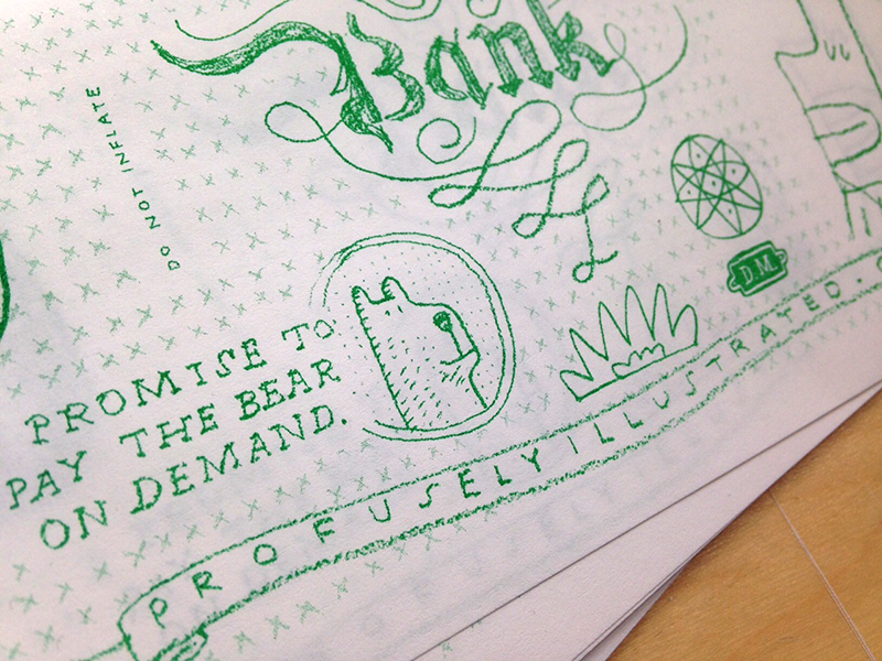 folding money by david mackintosh