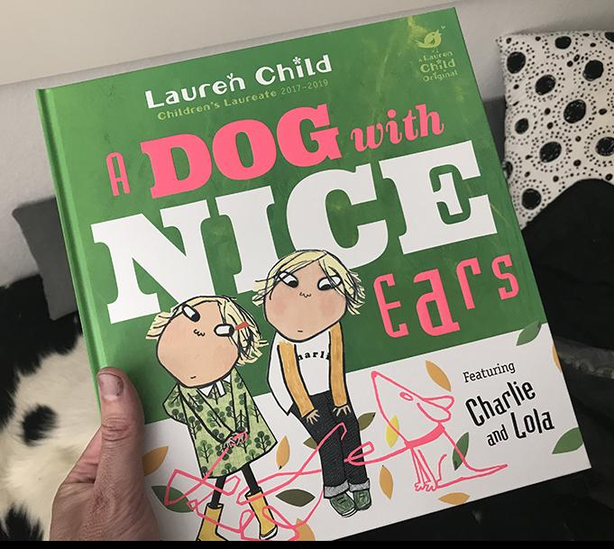 lauren child book launch