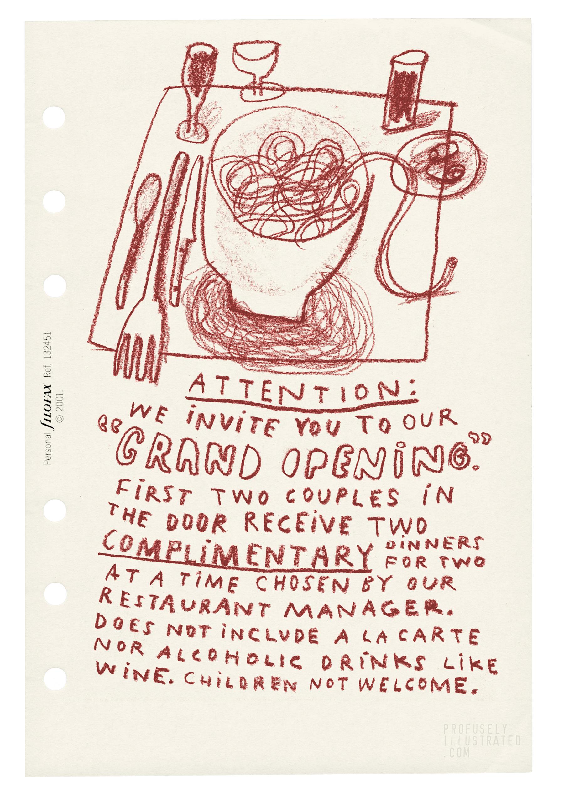 note to self #110 david mackintosh