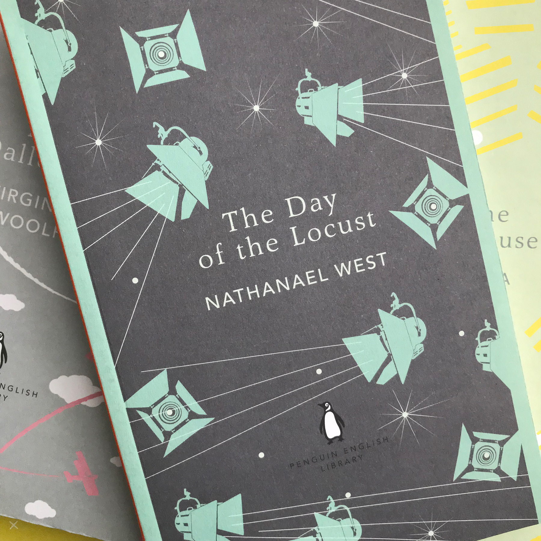 PEL The Day of The Locust Nathanael West