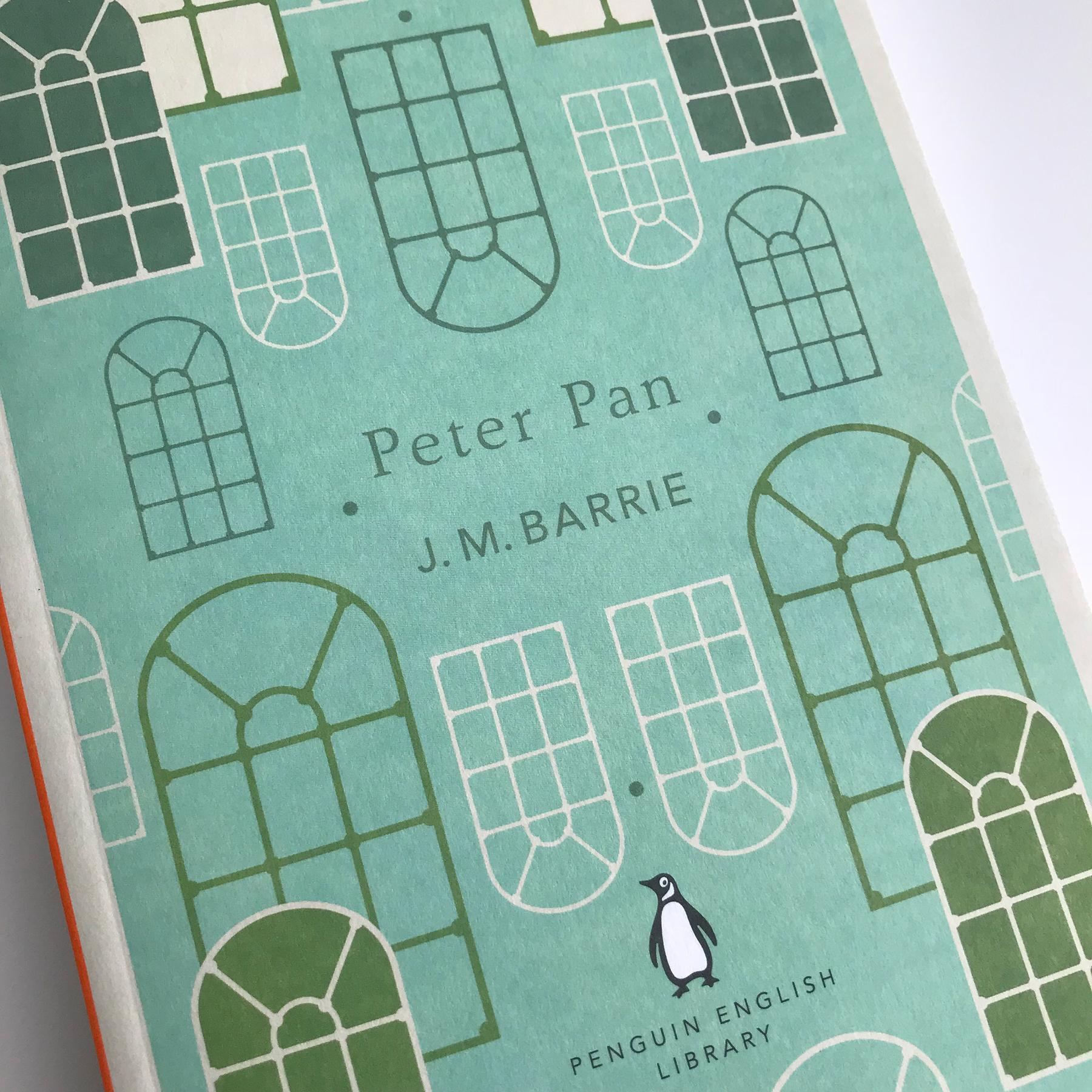 PEL Peter Pan JMBarrie