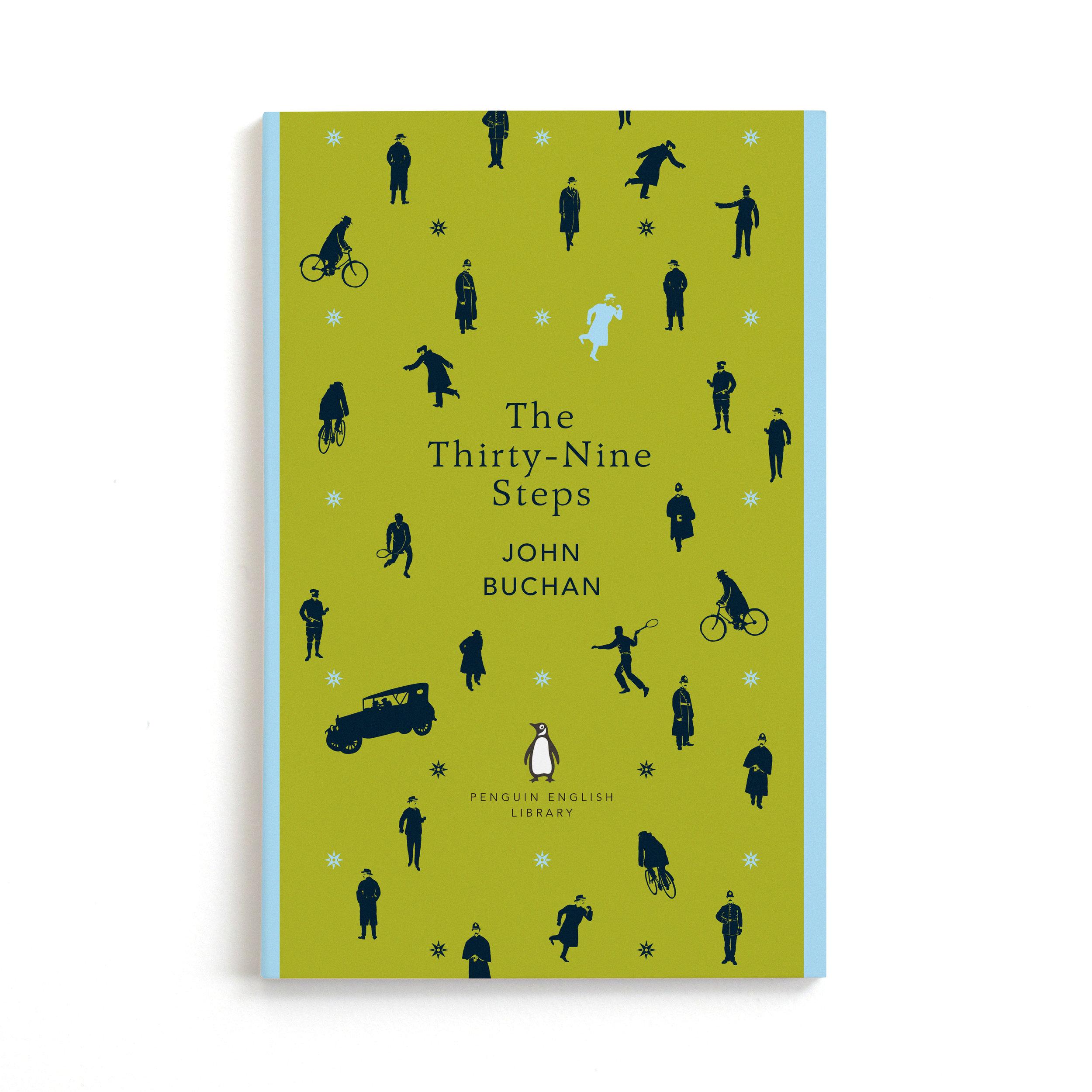 penguin english library david mackintosh