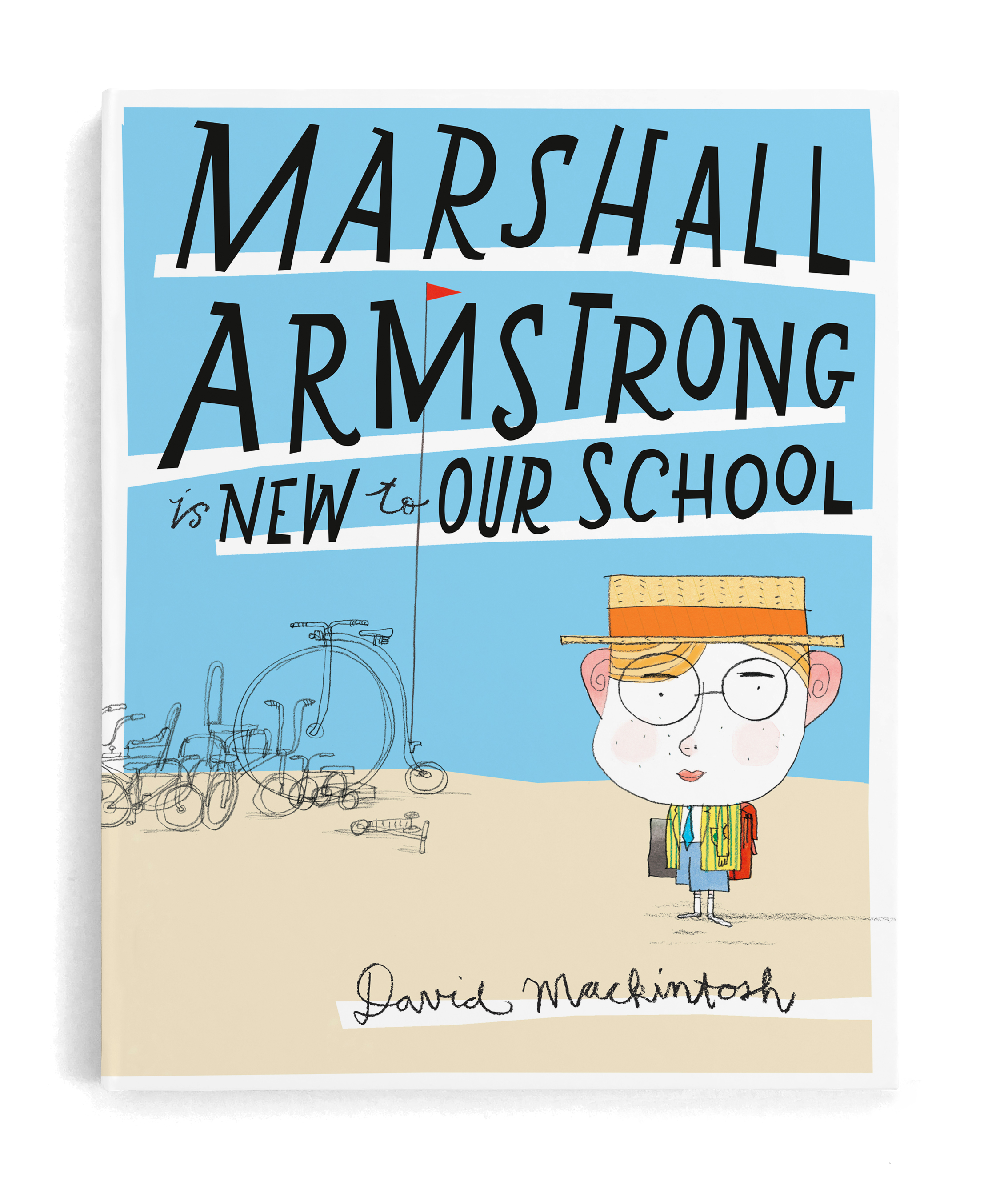 marshall armstrong is new to our school david mackintosh