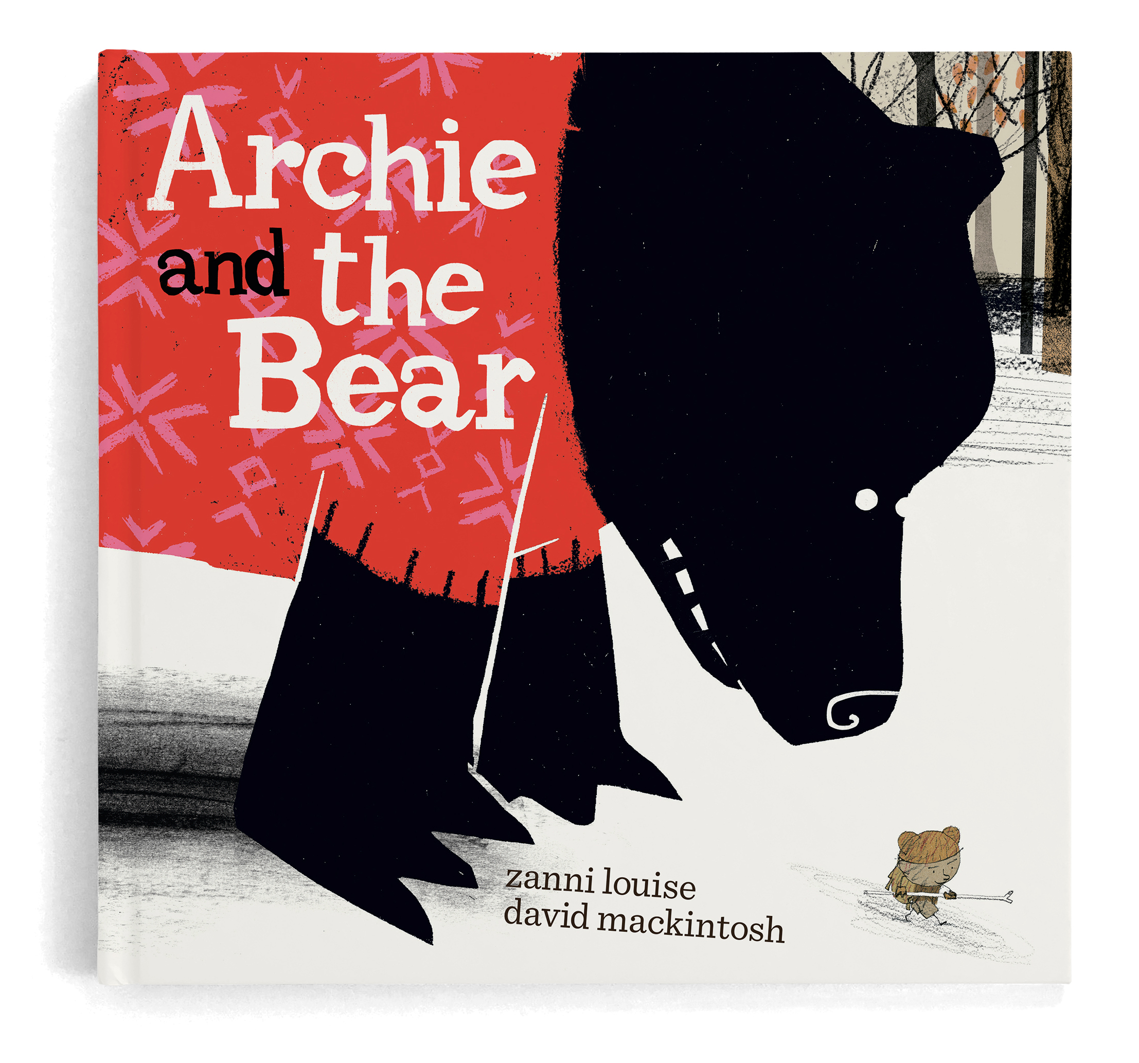 archie and the bear cover