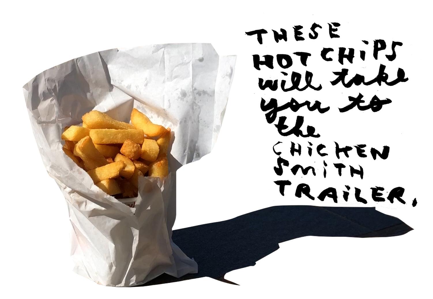 Hot chips photography by Geoff Lloyd.