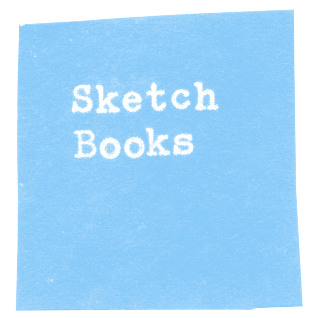 inside sketch books by david mackintosh