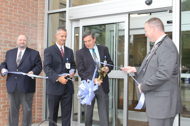 CLICK TO READ THE NEWS ARTICLE FEATURING THE OPENING OF THE CENTER.