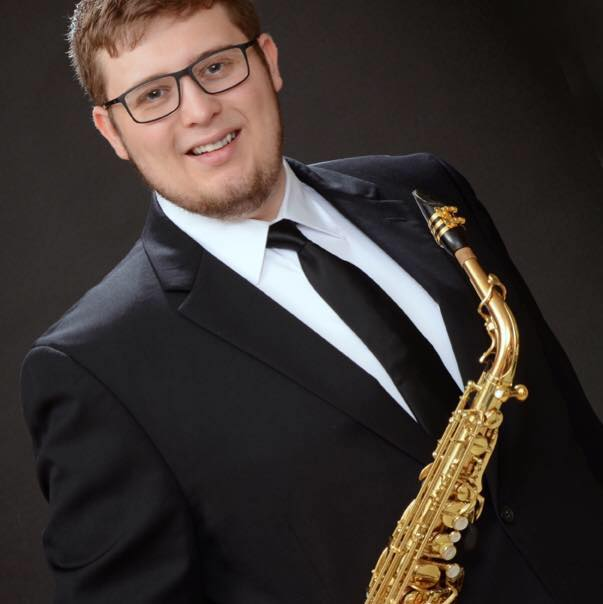 Andrew Hutchens, commissioning artist for  Sonata No. 2