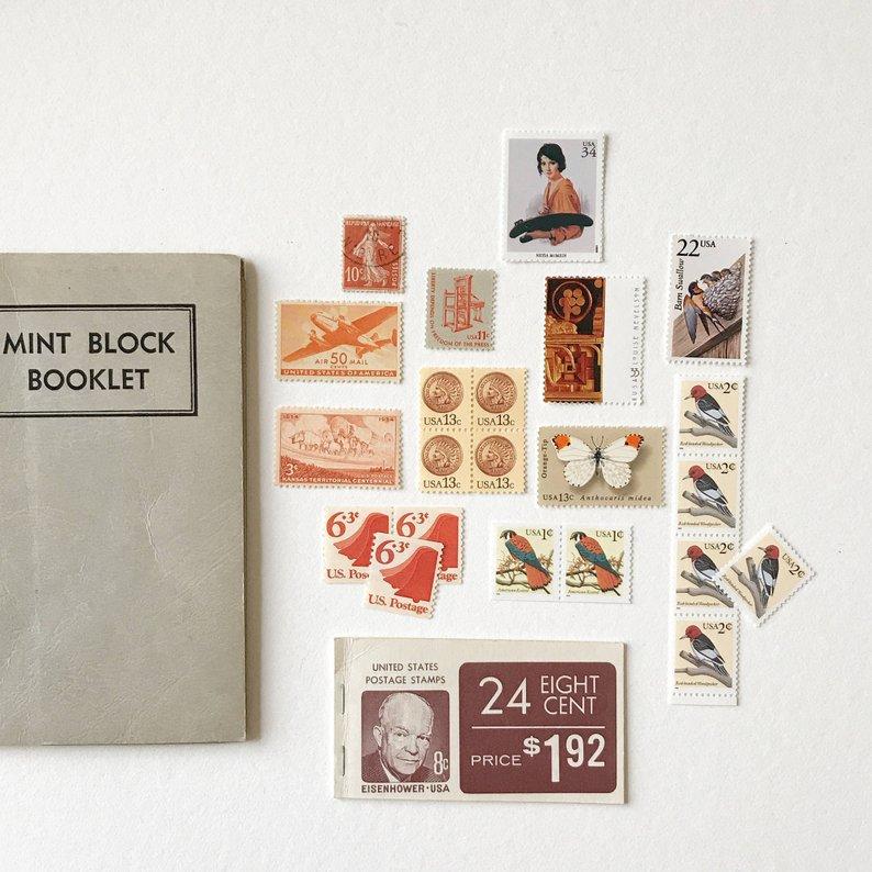 Vintage Postage Shop -
