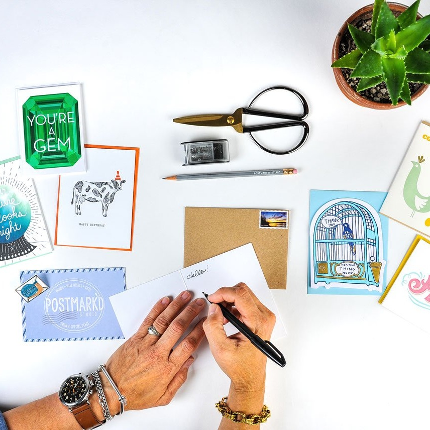 Postmark'd Studio -