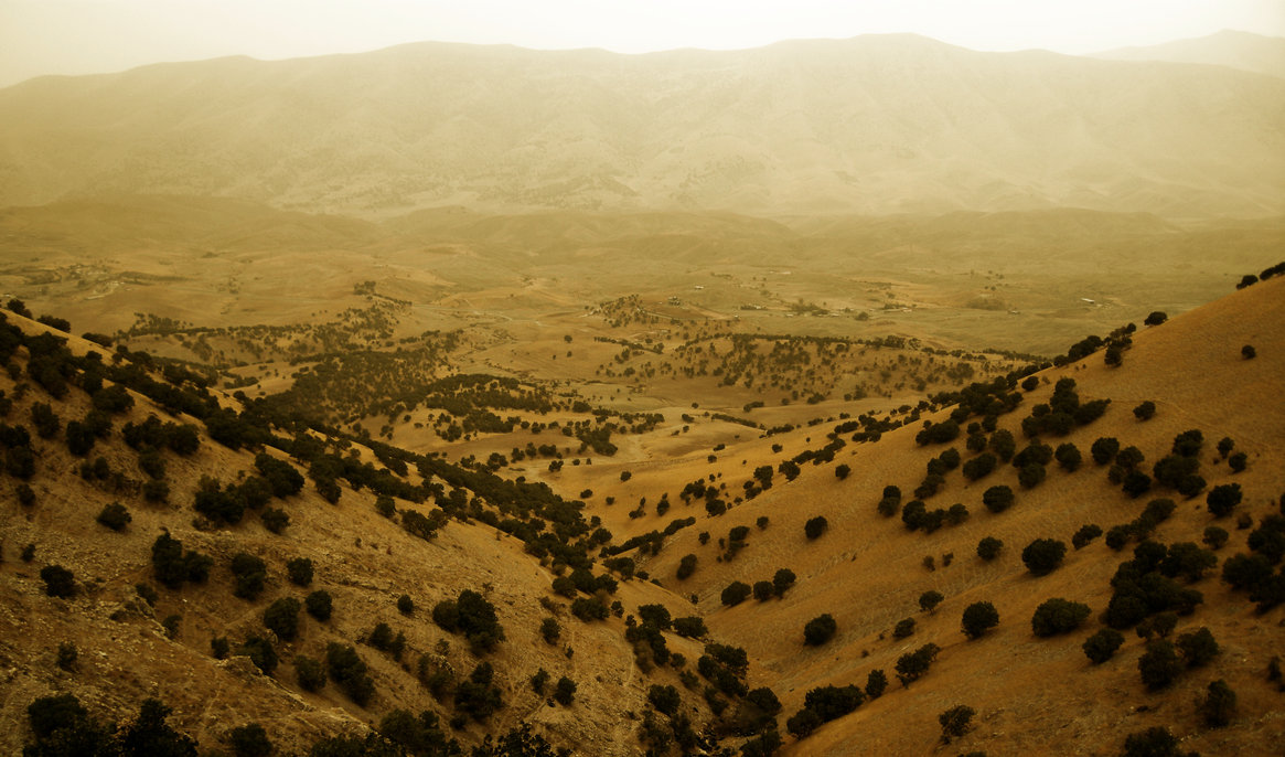 Landscape of Iraq, via  KPerhonen  on  DeviantArt