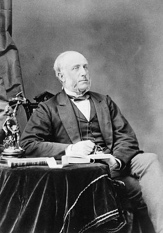 George Brown via  Library and Archives Canada .