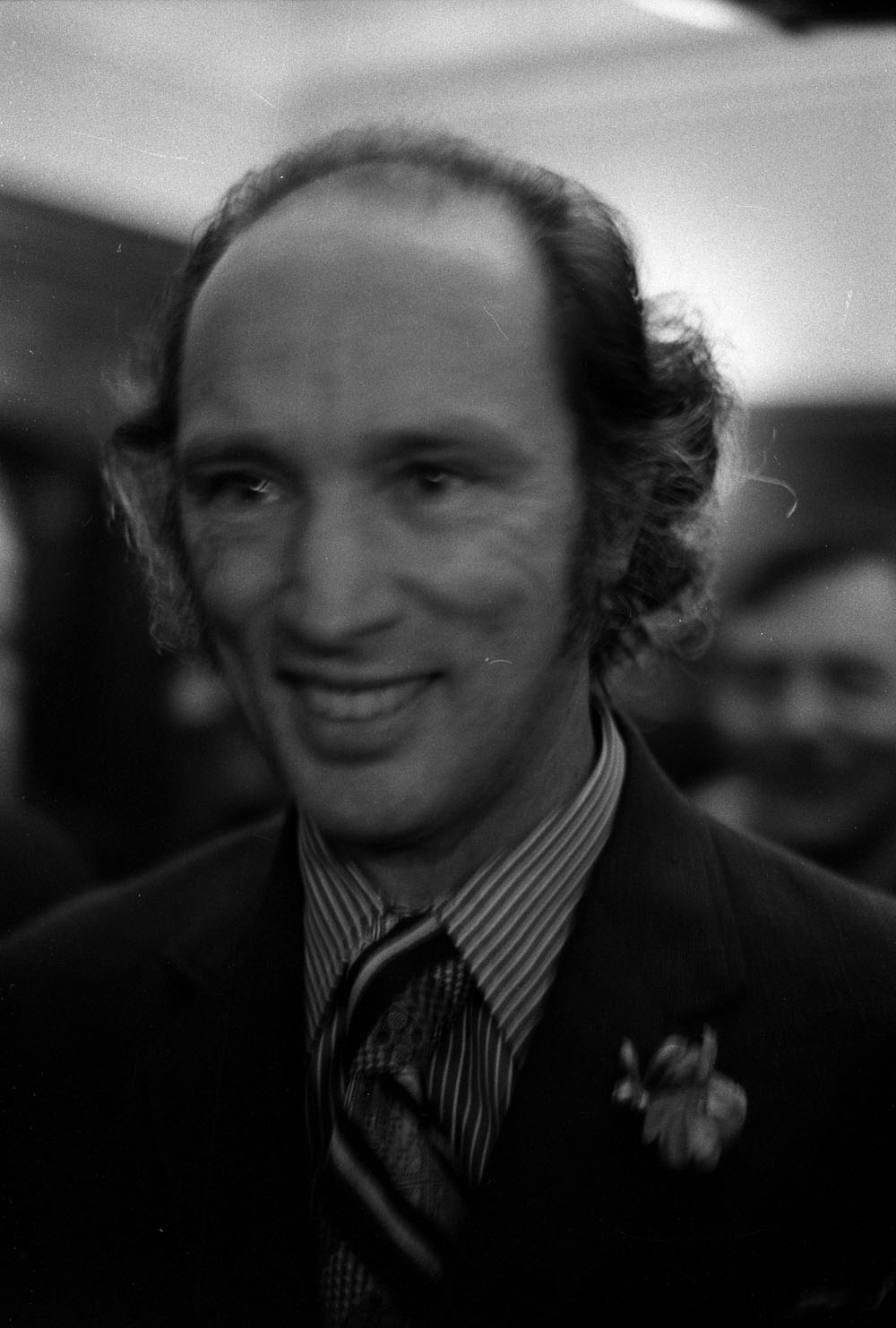 Pierre Elliott Trudeau (1968) via  Library and Archives Canada .