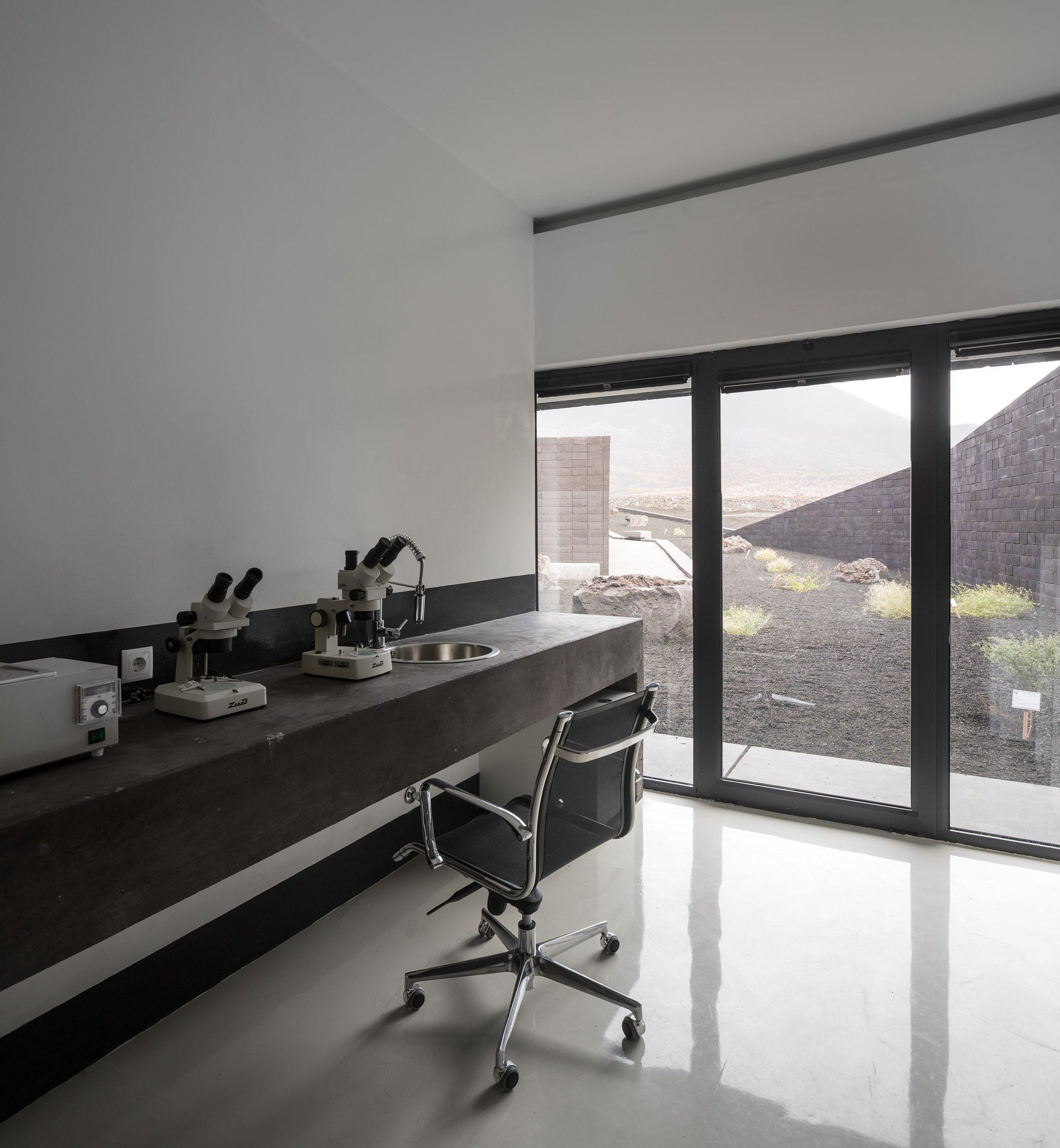 PNF Headquarters OTO Arquitectos