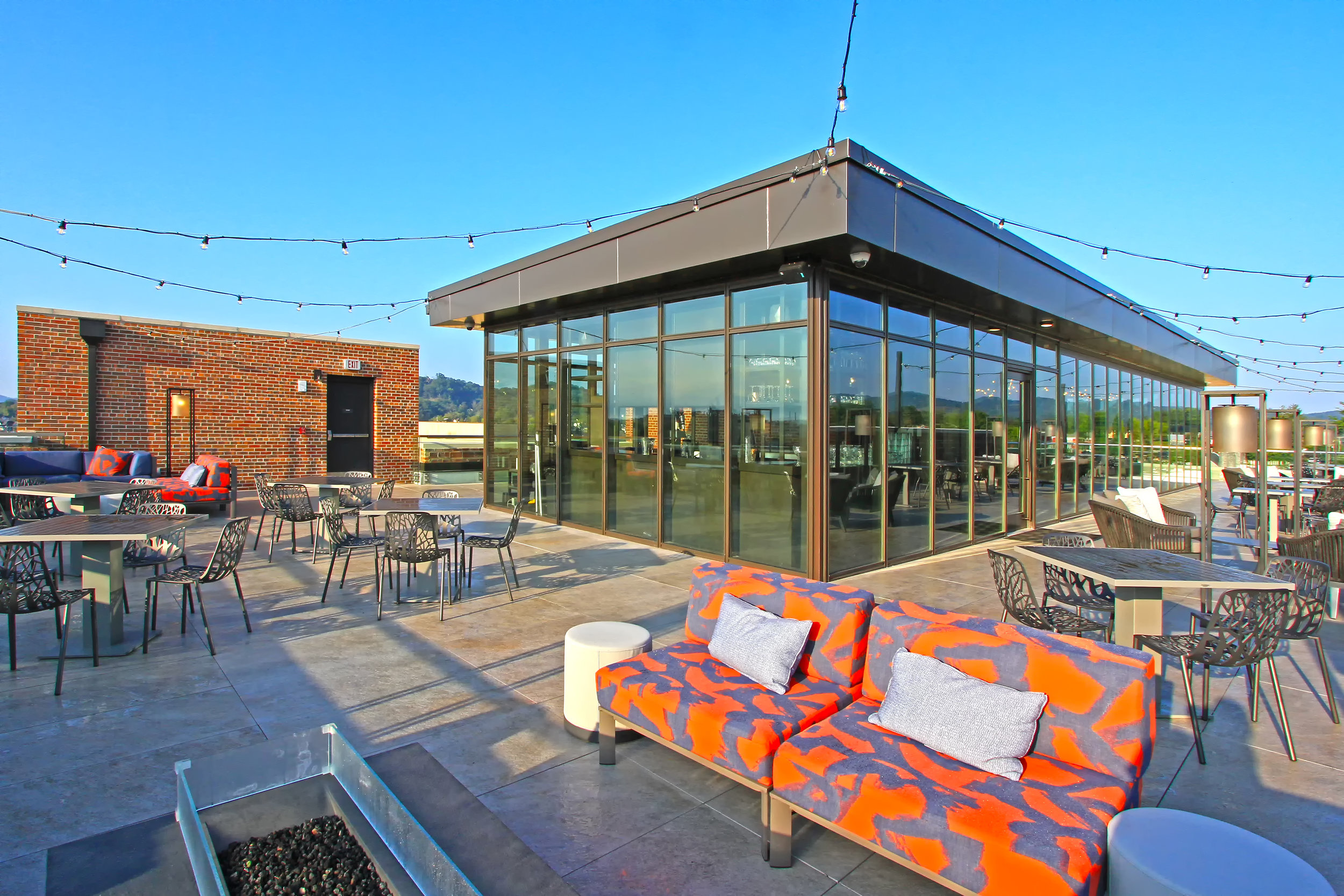 "The Bristol Hotel ""Lumacs"" Rooftop Bar 
