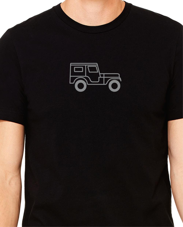 grandpa's jeep