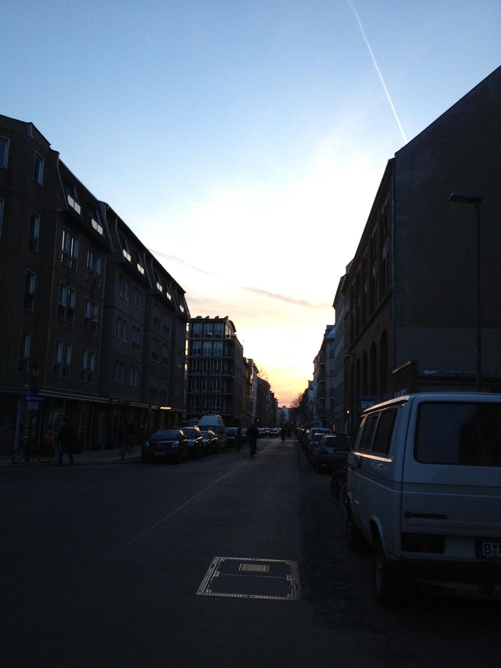 Weinbergsweg, Berlin