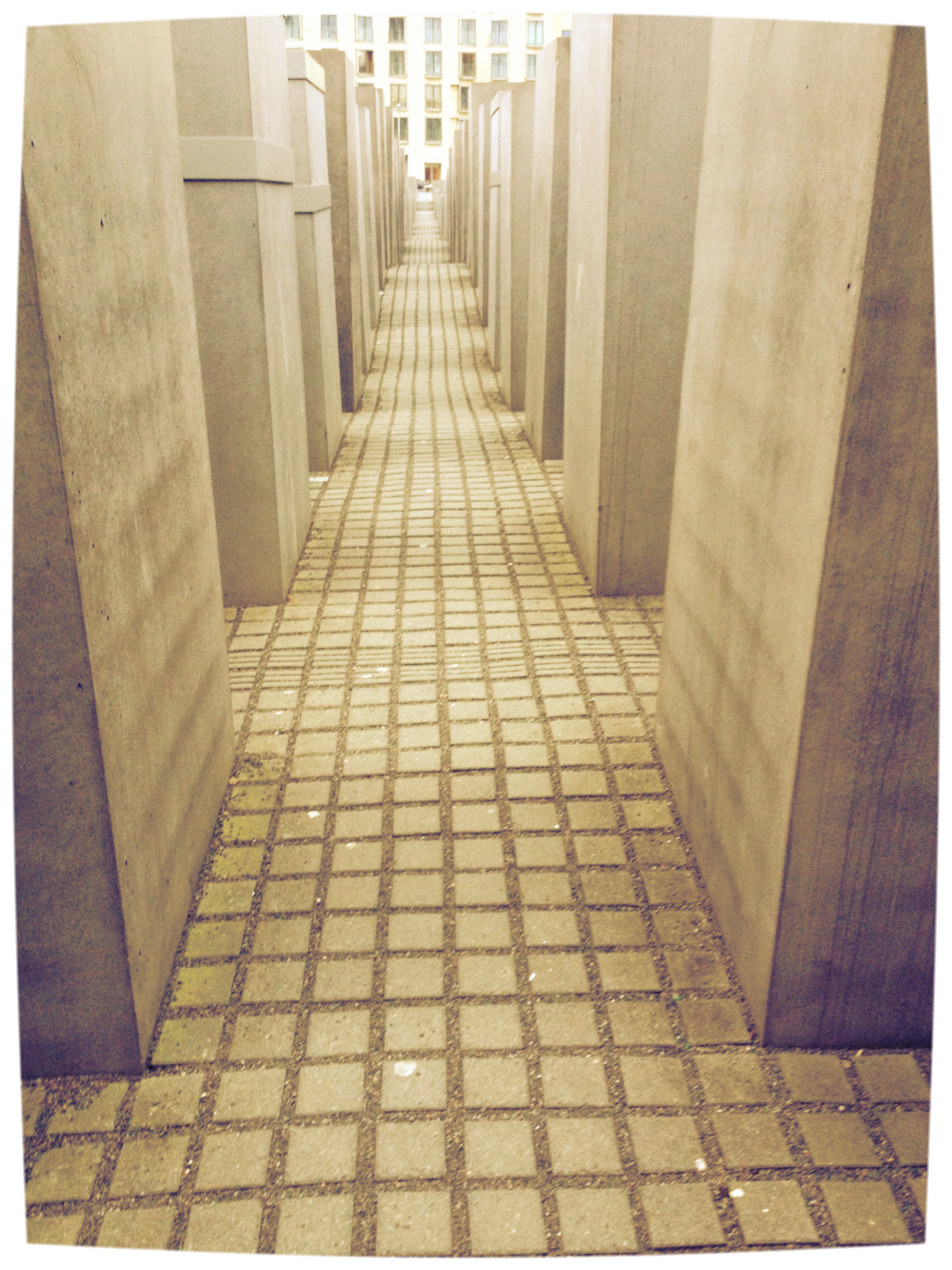 Holocaust Memorial, Berlin
