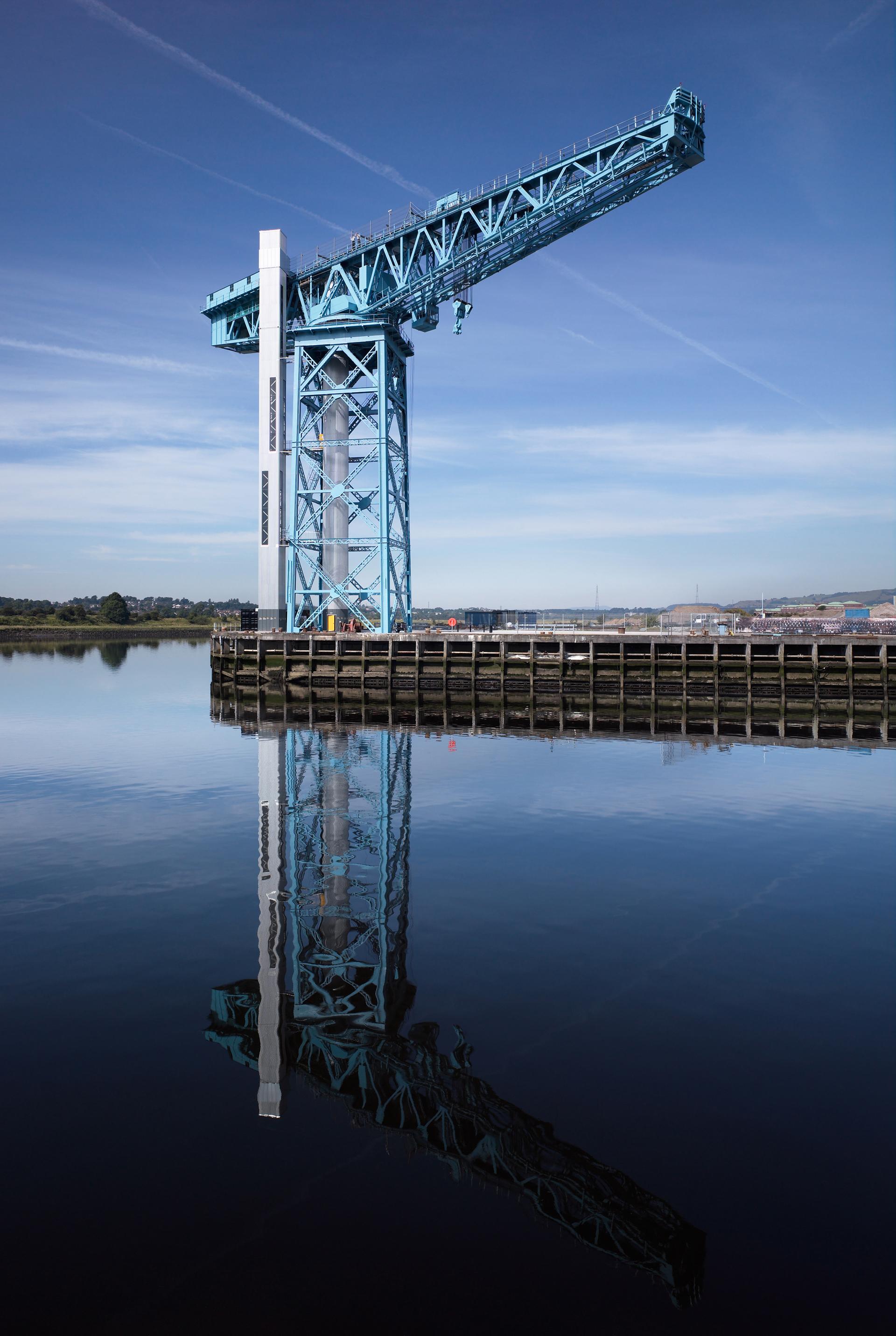 Titan Crane - Image Copyright Andrew Lee