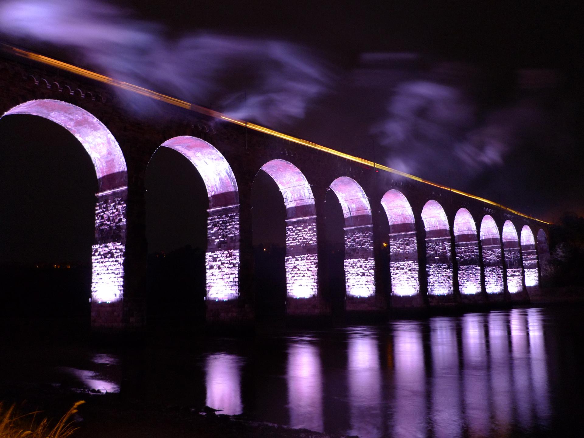 Royal Border Bridge, Berwick-Upon-Tweed