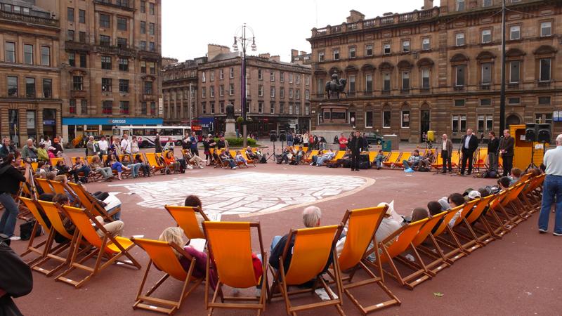 Glasgow is Made by Us, Glasgow