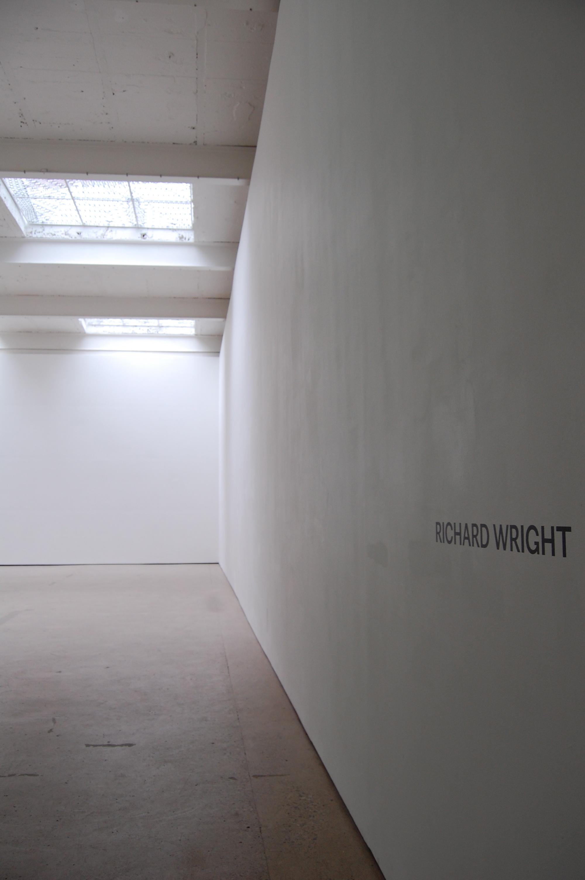 Artist Assistance : Richard Wright