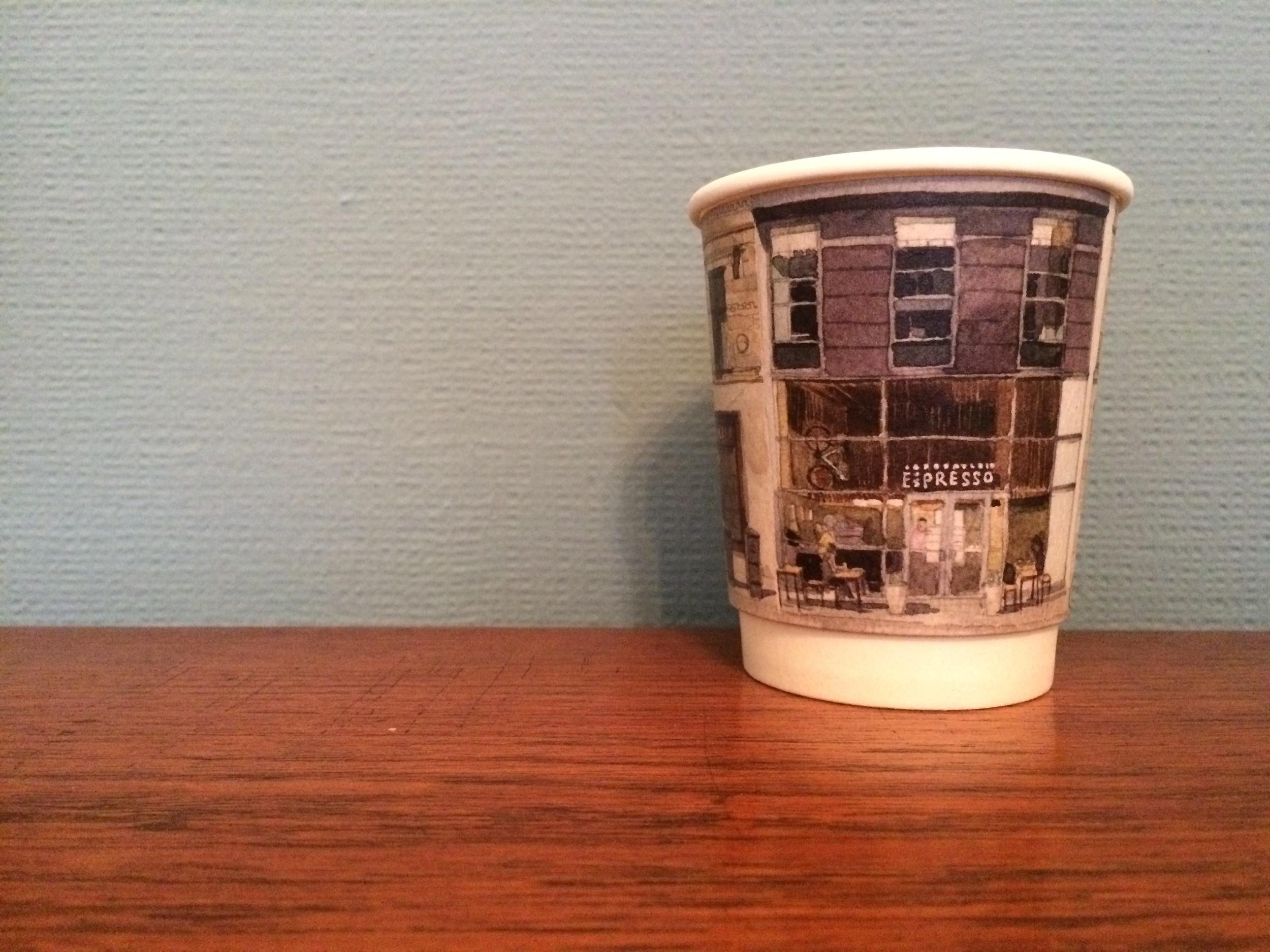 Lab espresso cup