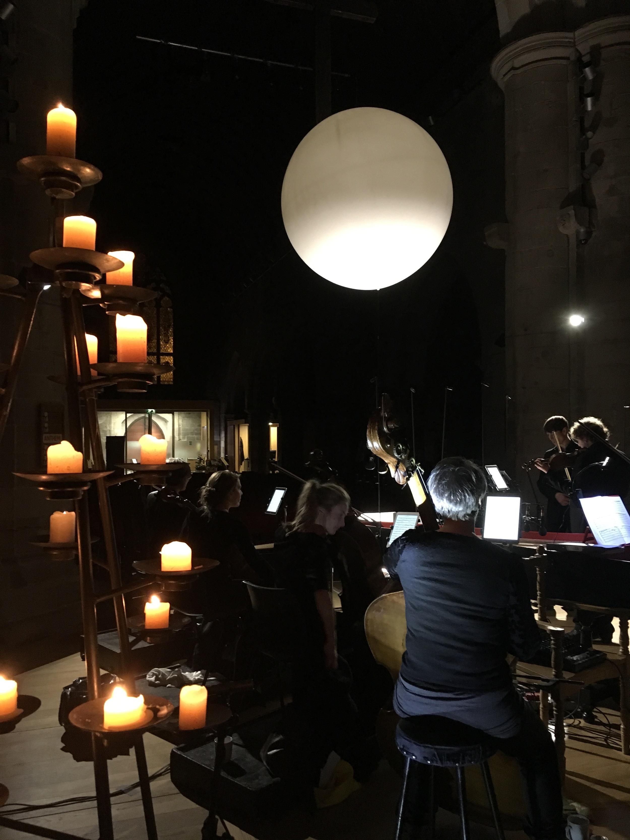 Scottish Ensemble : 3 Parts Bach