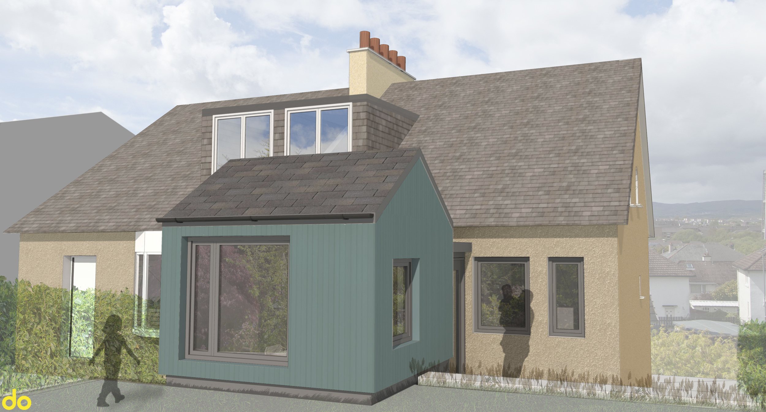 Glasgow West End Family Home Re-Modelling