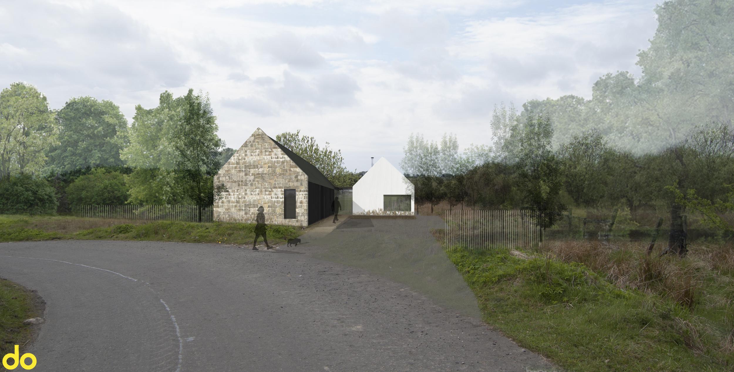 Arbuckle Cottage | DO-Architecture