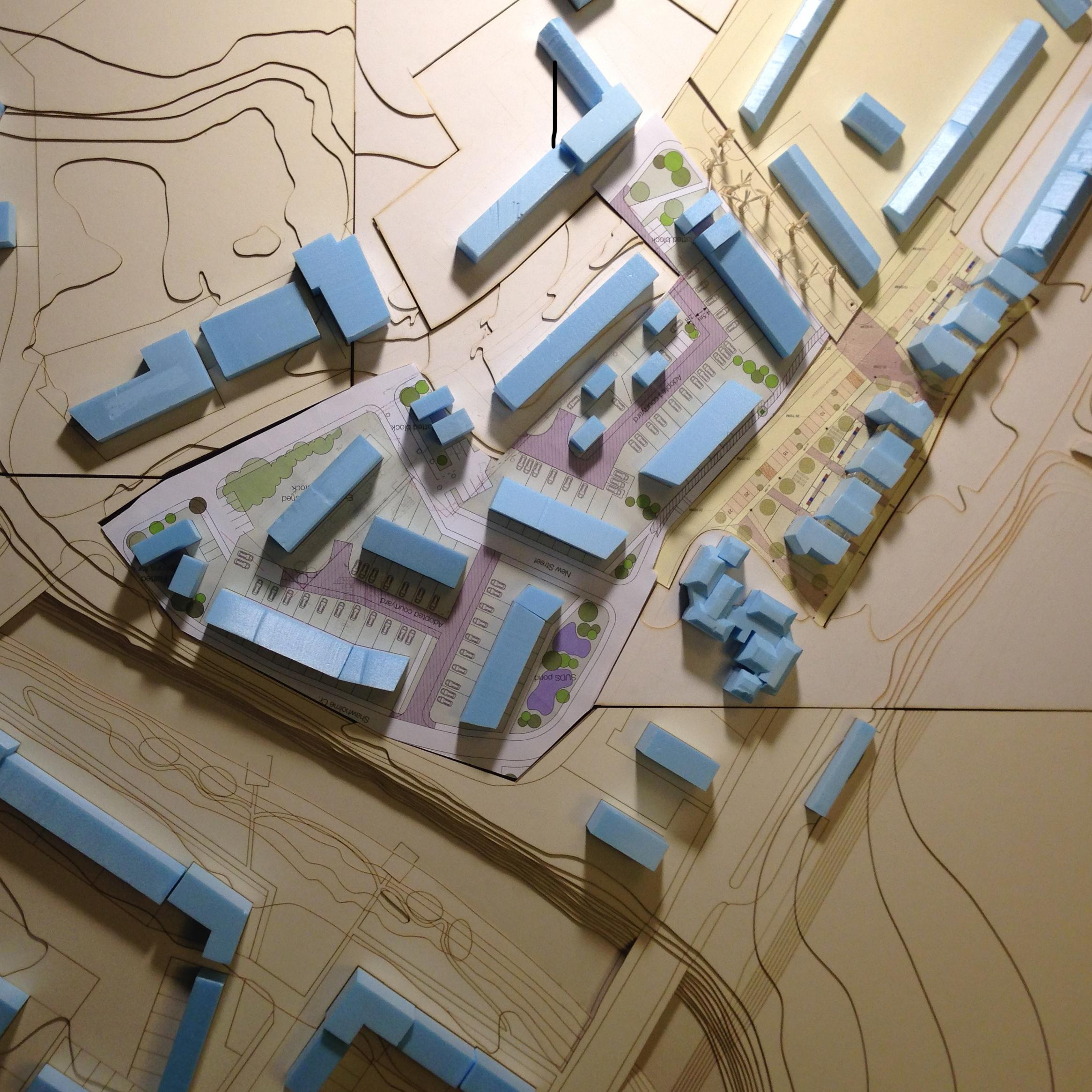 Masterplanning at Shawbridge
