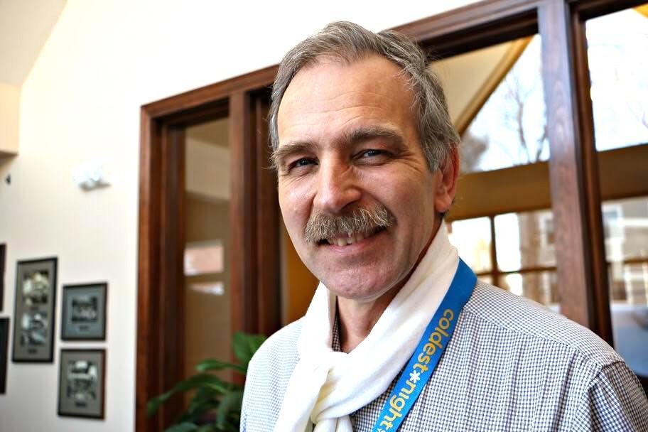 John Bennett, executive director