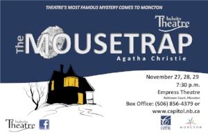 The Mousetrap  (November 2014)