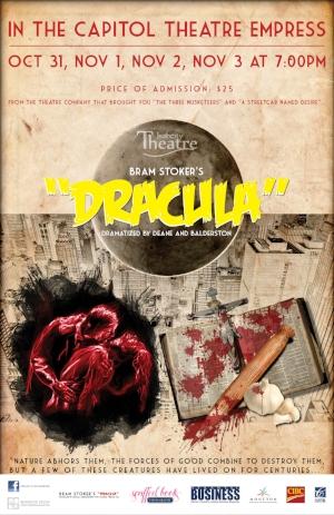 Dracula  (October 2012)