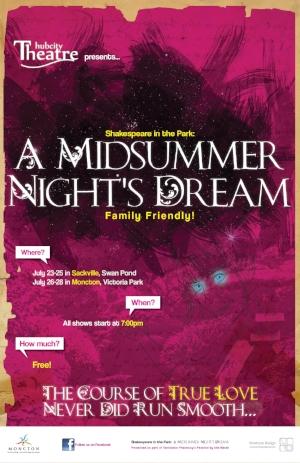 A Midsummer Night's Dream  (July 2012)