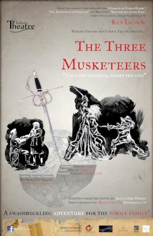 Three Musketeers  (February 2012)