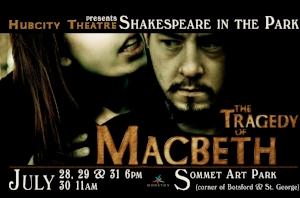 The Tragedy of MacBeth  (July 2011)