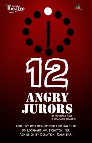 12 Angry Jurors  (April 2017)