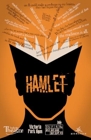 Hamlet, The Prince of Denmark  (July 2017)