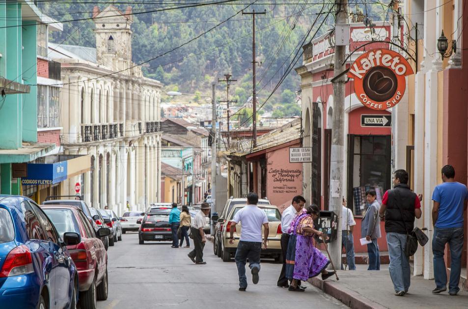 From Flickr @  BID Ciudades Sostenibles. Creative Commons.