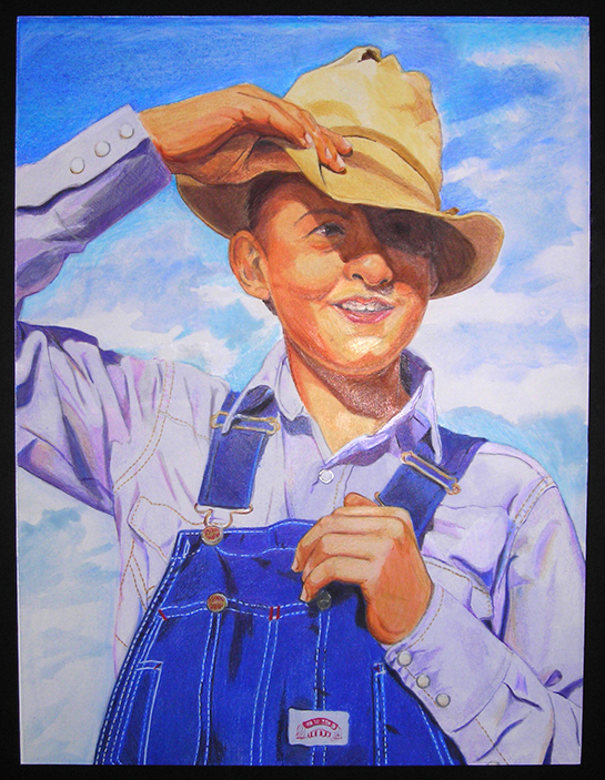 Kansas Farm Boy