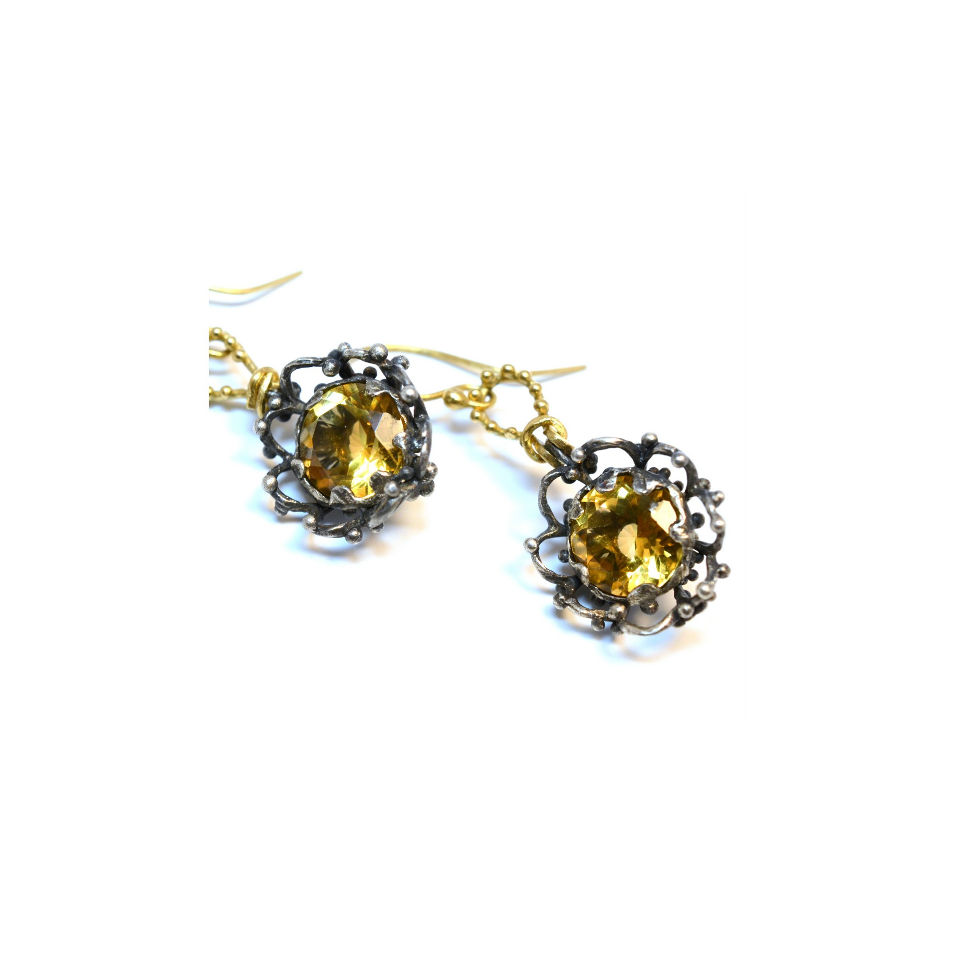 Chiaroscuro Earrings