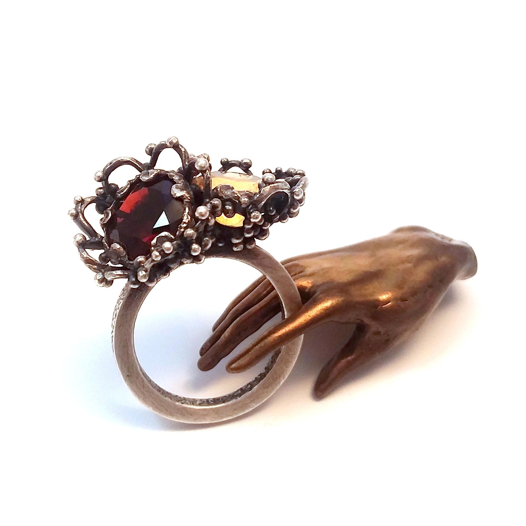 Chiaroscuro Ring II