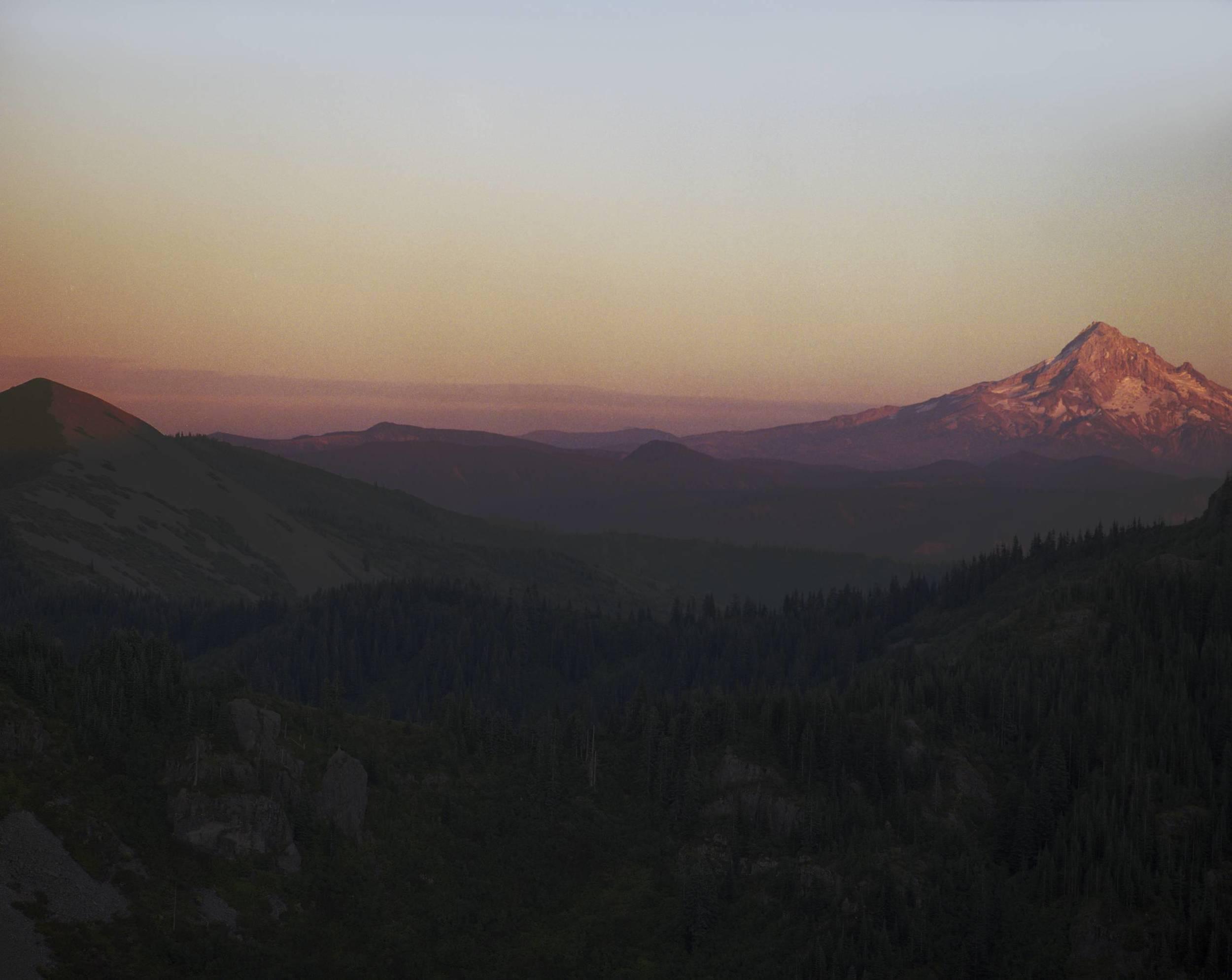 Silver Star Mountain, WA