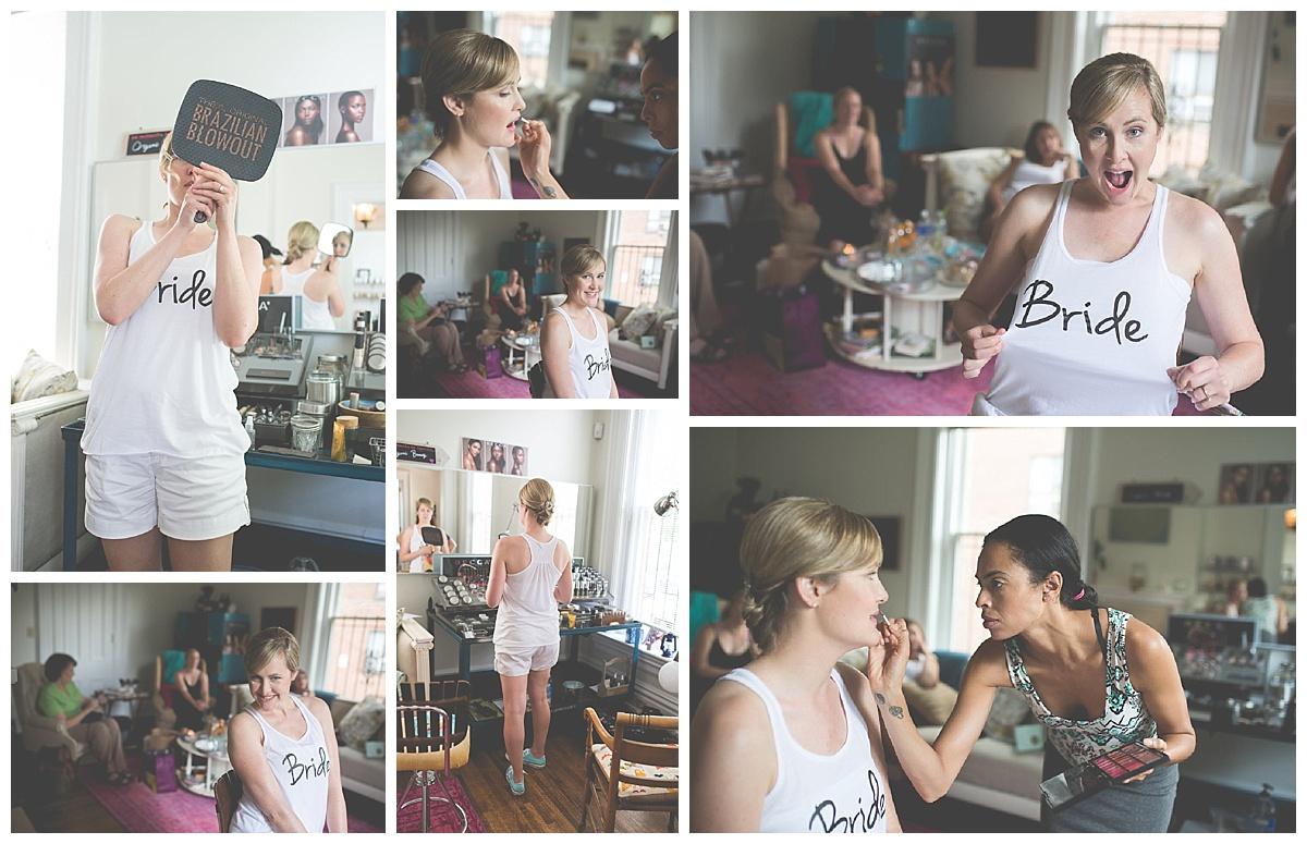Beth + Andy Wedding