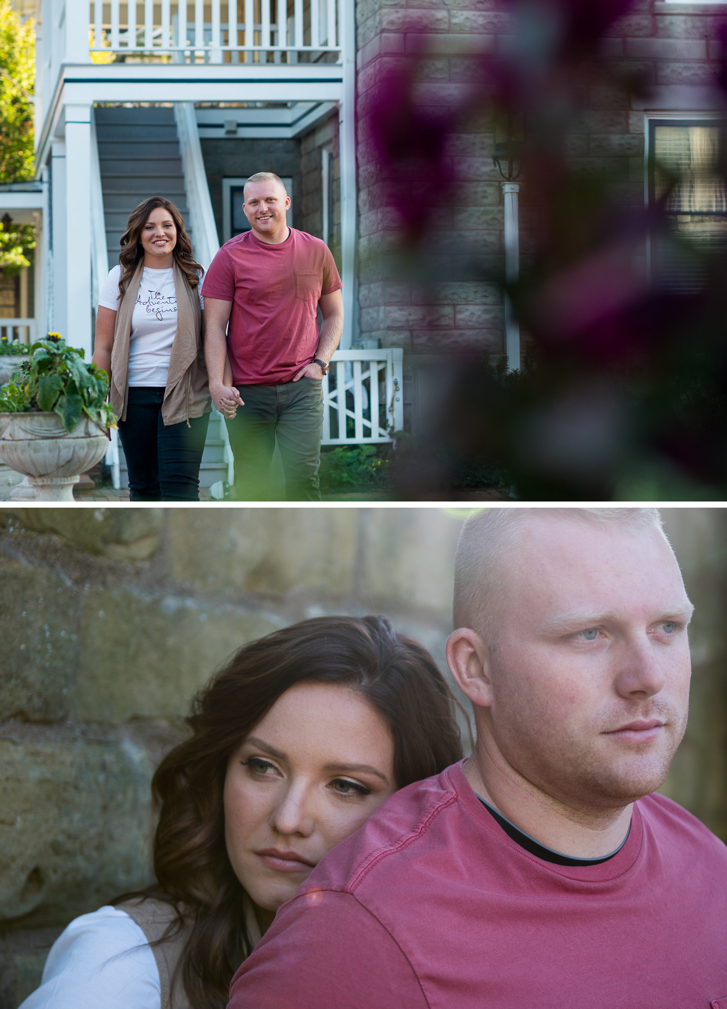 Columbus Engagement Session, Brett Loves Elle Photography, Columbus Wedding Photographers