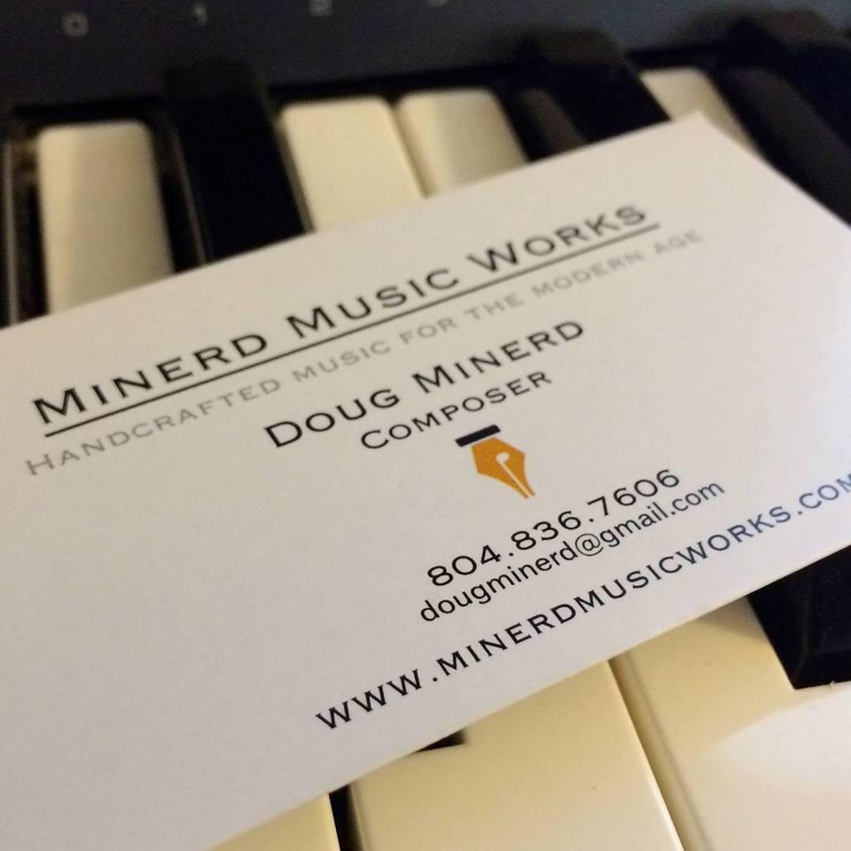 DOUG MINERD - Composer
