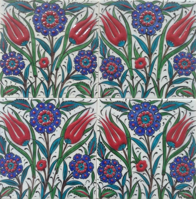 LALEZAR / two by two tiles / 30x30cm